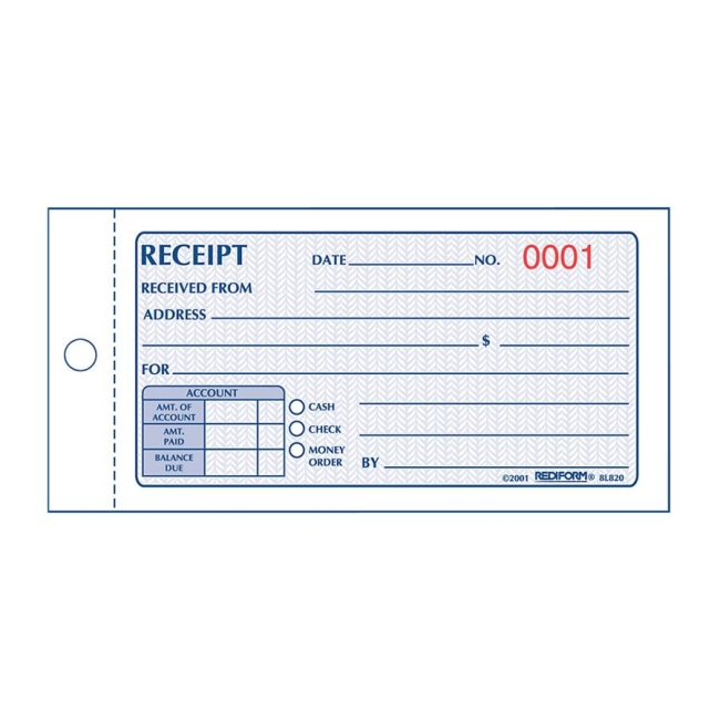 Doc7211132 Paid Receipt Form Payment Receipt Template 80 – Paid Receipt