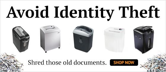 GovGroup Paper Shredders