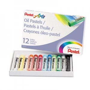 Oil Pastels Classroom Materials