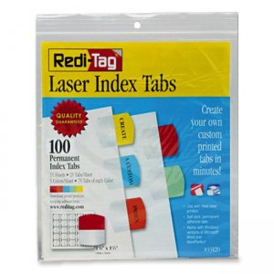 Redi-Tag Printer Papers, Speciality Papers & Pads