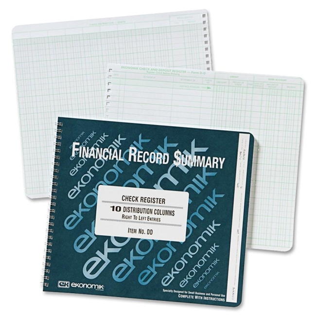 Ekonomik Forms, Recordkeeping & Reference Materials