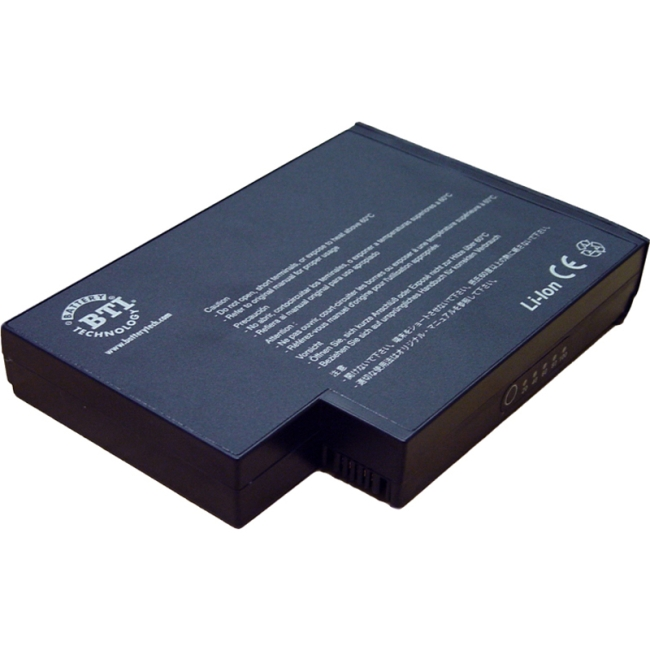 BTI Notebook Battery HP-ZE4000L