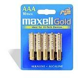 Maxell LR03 10BP AAA-Size Battery Pack 723810