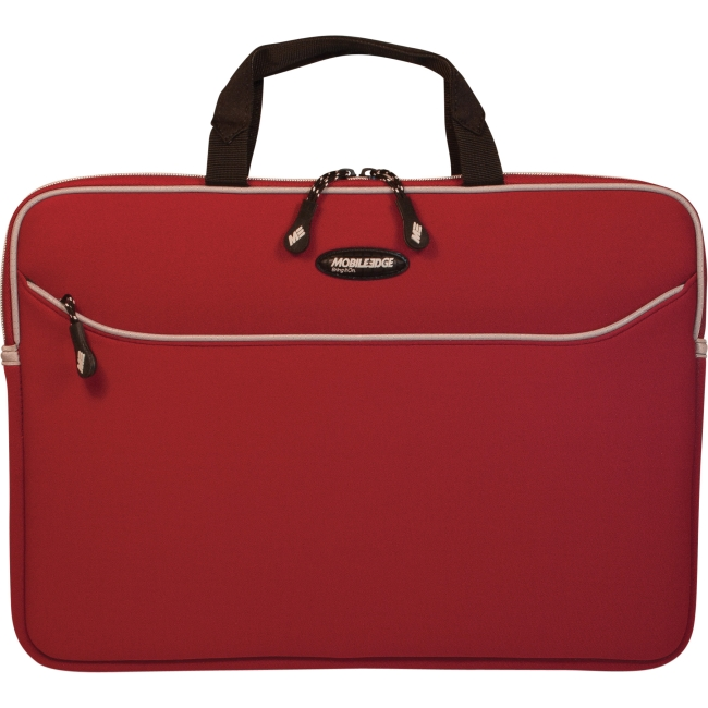 "Mobile Edge 17"" MacBook Pro Edition SlipSuit (Red) MESSM7-17"