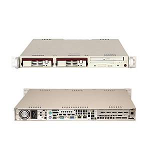 Supermicro A+ Server Barebone System AS-1010S-TB 1010S-T