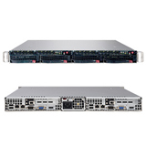 Supermicro SuperServer Barebone System SYS-6015TW-TB 6015TW-TB
