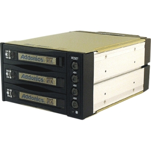 Addonics Disk Array 3SA Enclosure AE3RCS35NSA