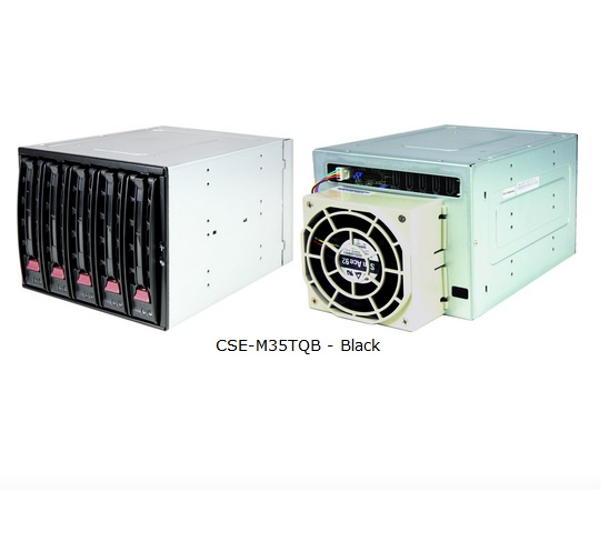 Supermicro SATA Mobile Rack Enclosure CSE-M35TQB