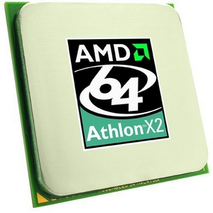 AMD Athlon X2 Dual-core 2GHz Mobile Processor AMQL62DAM22GG QL-62