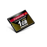1GB Ultra Speed Industrial Compact Flash (CF) Card Transcend Information, Inc TS1GCF100I