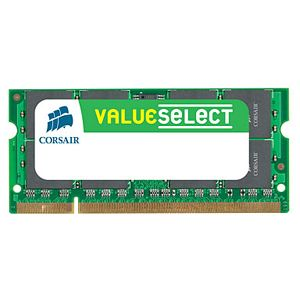 Corsair Value Select 2GB DDR2 SDRAM Memory Module VS2GSDS800D2