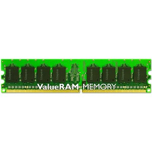 Kingston ValueRAM 2GB DDR2 SDRAM Memory Module KVR800D2N6/2G