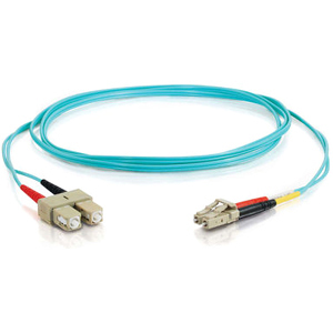 C2G Fiber Optic Duplex Patch Cable 21622