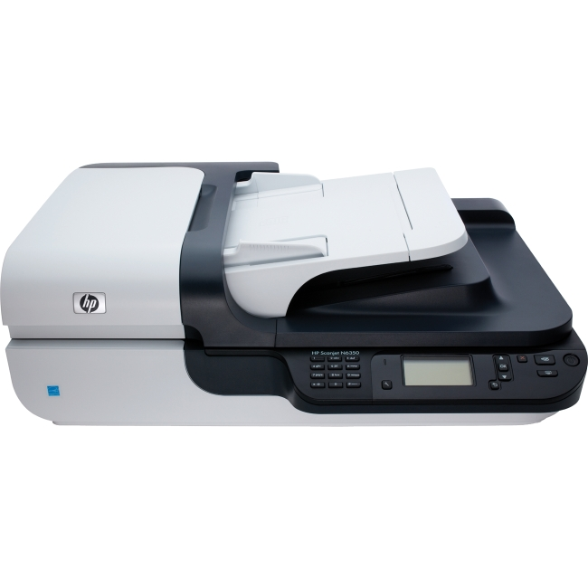 hp scanjet n6310 scan to pdf