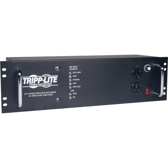 Tripp Lite 2400W Rack Mount Line Conditioner LCR2400