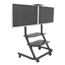 Chief Dual Display Video Conferencing Cart PPD2000 PPD-2000