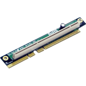 Supermicro 1 PCI-X Slot Riser Card Right Side RSC-R1UU-XR