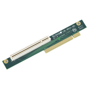 Supermicro 1U 32-bit PCI Left-Side Riser Card RSC-RR1U-32L