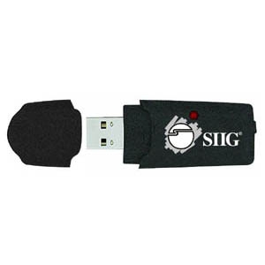 SIIG 7.1 Channel External Sound Card CE-S00012-S2