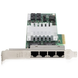Quad Port Ethernet Card on Hewlett Packard Network Interface Cards
