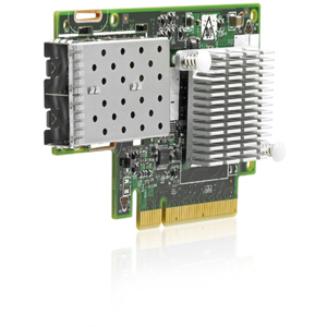 Dual Port Ethernet on Dual Port 10 Gigabit Fiber Ethernet Card Hp 489892 B21 Nc524sfp