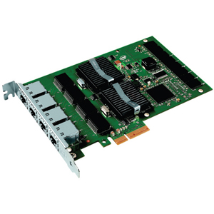 PRO/1000 PT Quad Port Server Adapter Intel Corporation EXPI9404PTG2L20 Intel Network Interface Cards