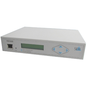 SEH Intelligent Print Server M03742 ISD300-SSD