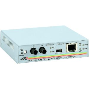 Allied Telesis Fast Ethernet Media Converter AT-MC101XL-90