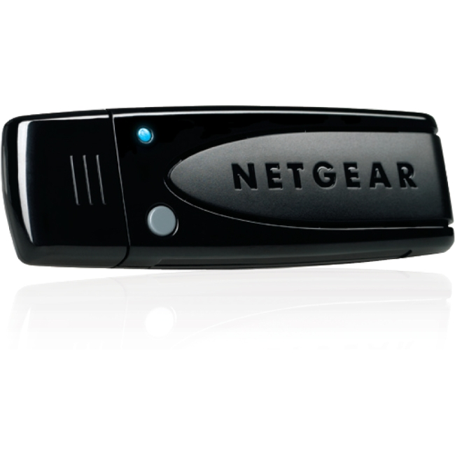 Netgear RangeMax Dual Band Wireless-N USB 2.0 Adapter WNDA3100-100NAS WNDA3100