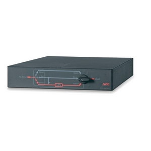 "APC 19"" Rack Mountable 24A Maintenance Bypass Panel SBP5000RMT2U"