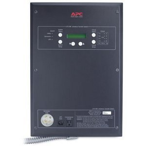 APC 10-Circuit Universal Transfer Switch UTS10BI