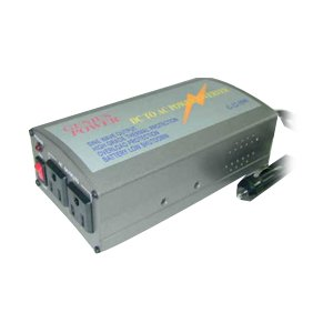 Lind Electronics 150W DC-to-AC Power Inverter INV1215US1P