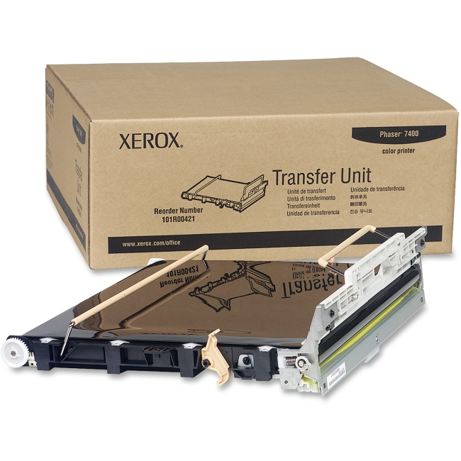 Xerox Transfer Roll For Phaser 7400 Series Printers 101R00421