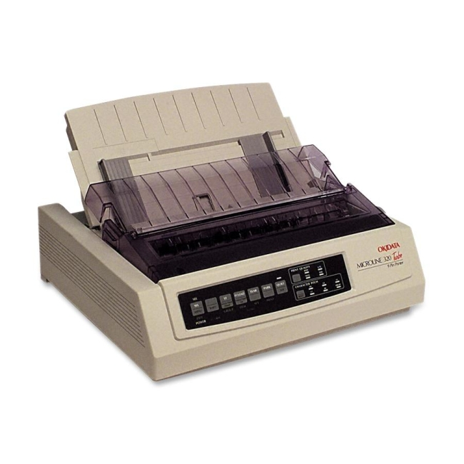 Oki MICROLINE Dot Matrix Printer 62411602 320 Turbo