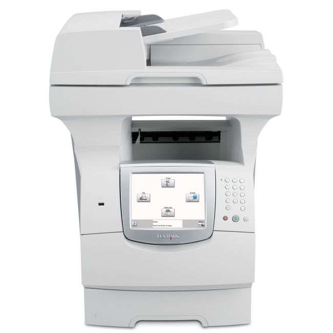 Lexmark Multifunction Printer 22G0697 X646E