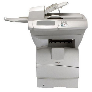 Lexmark Multifunction Printer 16C0659 X634E