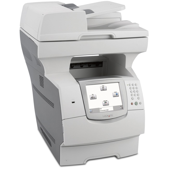 Lexmark Low Voltage Multifunction Printer Government Compliant 22G0696 X646E
