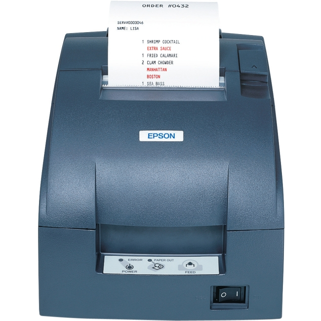 Epson POS Receipt Printer C31C518653 TM-U220D