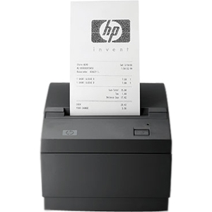 HP Single Station POS Receipt Printer FK224AT