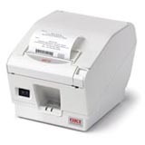 Oki OKIPOS Network Thermal Label Printer 62113303 407II