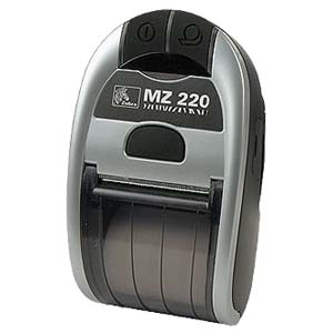 Zebra Mobile Receipt Printer M2E-0UB00010-00 MZ 220