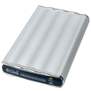 Buslink Disk-On-The-Go Hard Drive DL-320-U2