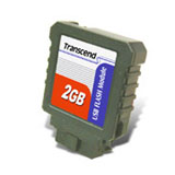 Transcend 2GB USB 2.0 Flash Module (Vertical) TS2GUFM-V