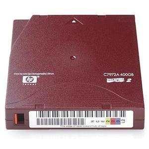 HP Ultrium 400GB Prelabeled Data Cartridge C7972AL