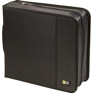 Case Logic 208 Capacity CD Wallet CDW-208 BLACK