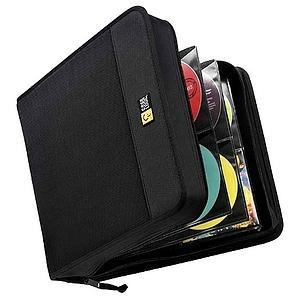 Case Logic 320 Capacity CD Wallet CDW-320BLACK
