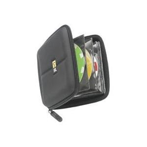 Case Logic 24 Capacity Heavy Duty CD Wallet CDE-24