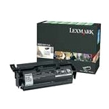 Lexmark High Yield Return Program Black Toner Cartridge X651H41G