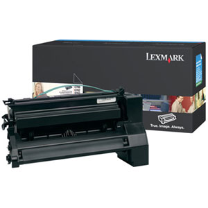 Lexmark Black Toner Cartridge C780A2KG
