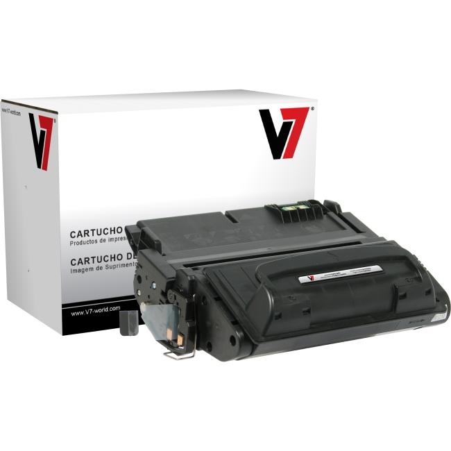 black toner cartridge high yield for hp laserjet 4 4m 4 4m 5 5m 5mp v7 ...